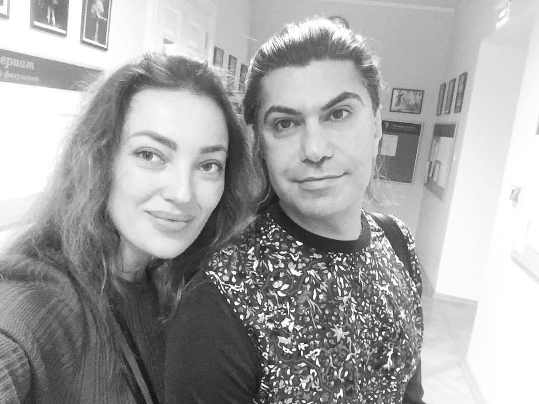 Виктория Ивановна и Николай Цискаридзе